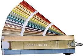 Color Stories веер