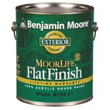 Краска матовая REGAL SELECT® EXTERIOR PAINT - MOORLIFE® FLAT FINISH