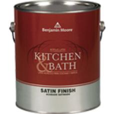 Эмаль,  Kitchen & Bath Satin Finish