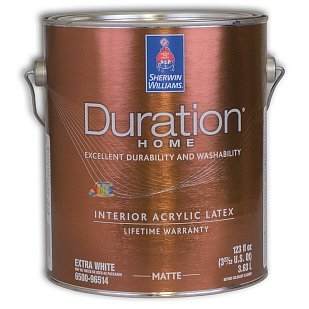 Краска SHERWIN-WILLIAMS DURATION HOME INTERIOR LATEX MATTE